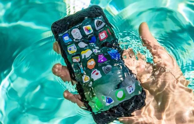 Xuất hiện bằng sáng chế mới của Apple giúp iPhone trong tương lai có thể ngâm nước thoải mái - Ảnh 1.