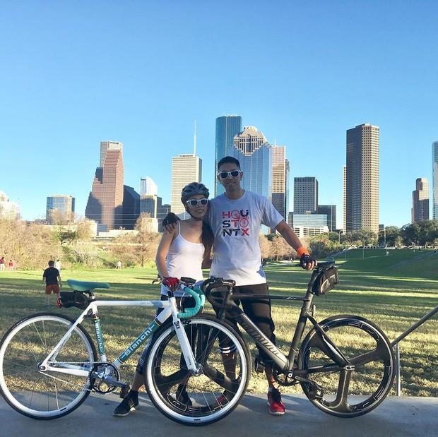 Bạn trai rủ đạp xe vòng vòng hơn 25 cây số, cô gái bực dọc nhưng chẳng ngờ ẩn giấu sau đó là lời cầu hôn độc nhất vô nhị - Ảnh 3.