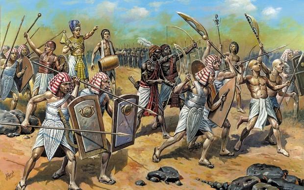 Chuyện gì đã xảy ra trong thời khắc được xem là đen tối nhất lịch sử Ai Cập, gây nên cái chết đẫm máu của 60 chiến binh trong ngôi mộ 4.000 năm tuổi? - Ảnh 5.