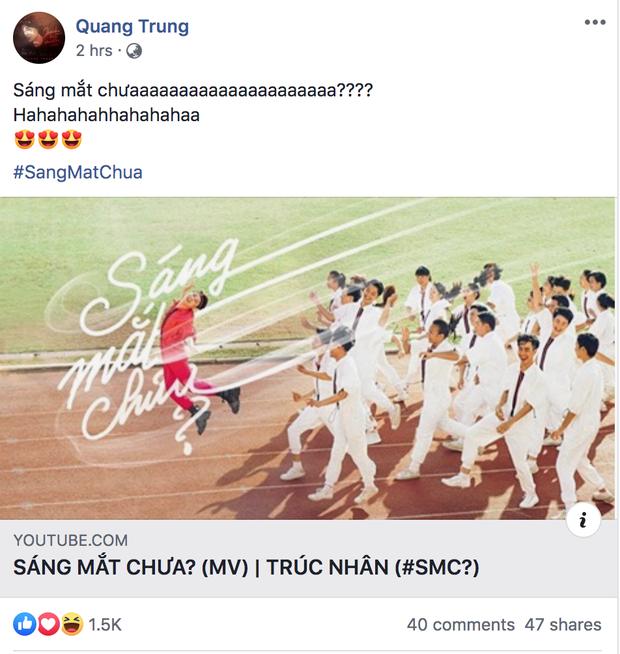 Làm MV đam mỹ trá hình quá khéo, Noo Phước Thịnh, Tóc Tiên và dân mạng khiến Trúc Nhân sáng mắt vì được khen hết lời - Ảnh 4.
