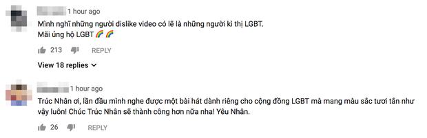 Làm MV đam mỹ trá hình quá khéo, Noo Phước Thịnh, Tóc Tiên và dân mạng khiến Trúc Nhân sáng mắt vì được khen hết lời - Ảnh 6.