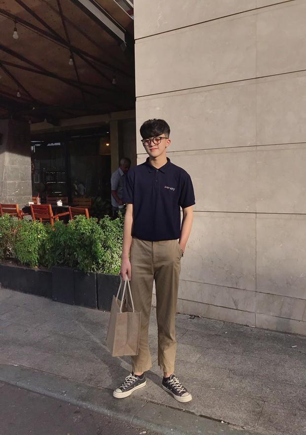 Trợ lý của chú Quang Đại: Sinh năm 2000, không ngại khi bị nói là con trai mà màu mè, ẻo lả - Ảnh 4.