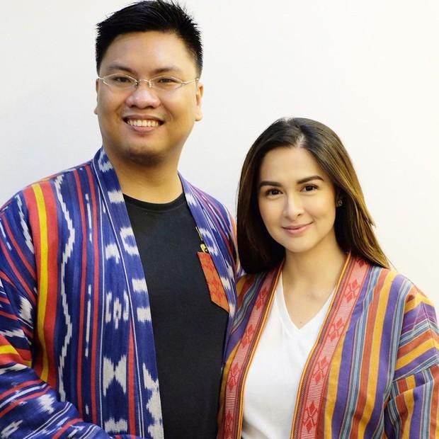 Nhìn cách chồng Mỹ nhân đẹp nhất Philippines đứng sau quay phim cho vợ mới hiểu thế nào là 1 đức lang quân hoàn mỹ - Ảnh 4.