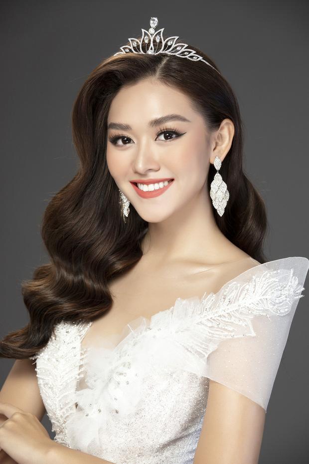 Bộ ảnh đẹp phô nhan sắc của Top 3 Miss World Việt, bất ngờ với Á hậu 1 từng bị chê không xứng đáng! - Ảnh 12.