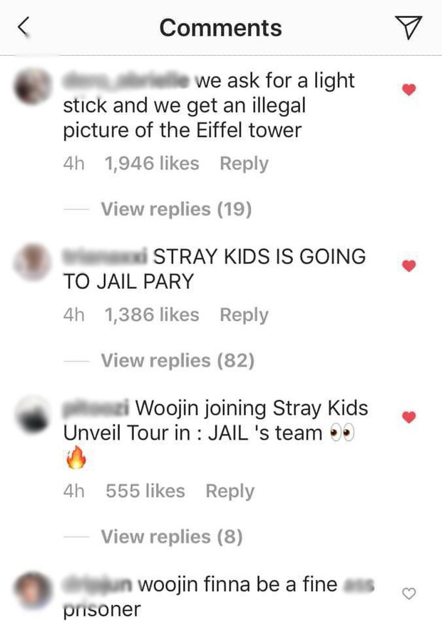 Boygroup nhà JYP đăng hình check-in với tháp Eiffel mà không biết đã vi phạm luật quốc tế, phải đến khi fan comment mới xoá vội ảnh? - Ảnh 7.