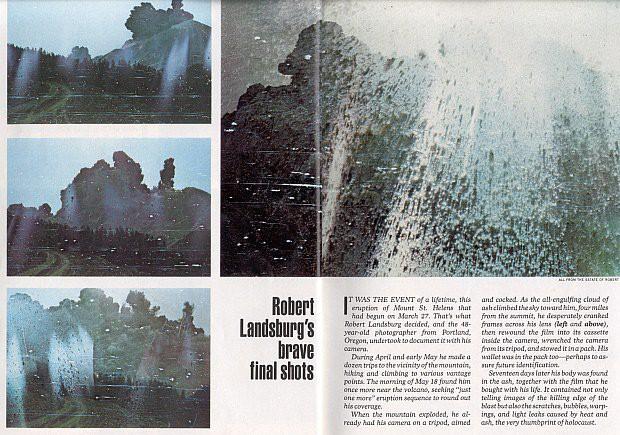 Loạt ảnh cuối cùng trước núi lửa: Câu chuyện về 2 nhiếp ảnh gia hi sinh cả tính mạng để bảo vệ những thước film quý báu của khoa học và nghệ thuật - Ảnh 2.