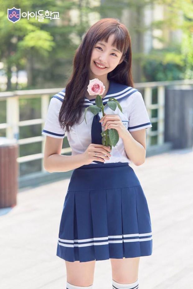 SỐC: Nữ trainee xinh xắn của Idol School công khai ảnh hôn bạn gái, come out trong sự ngỡ ngàng của công chúng - Ảnh 5.