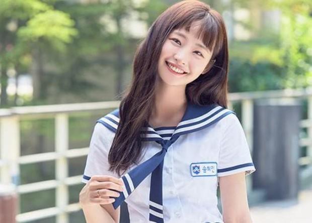 SỐC: Nữ trainee xinh xắn của Idol School công khai ảnh hôn bạn gái, come out trong sự ngỡ ngàng của công chúng - Ảnh 4.