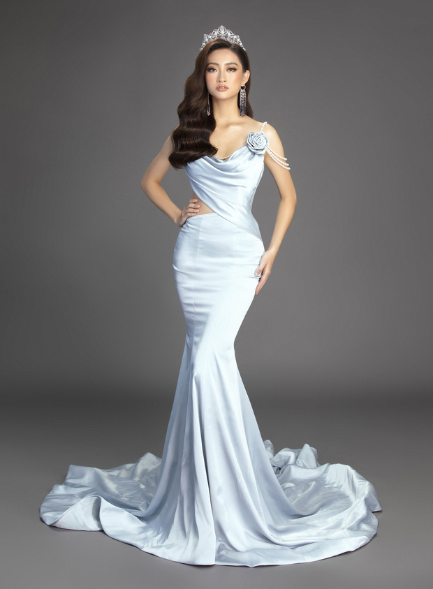 Bộ ảnh đẹp phô nhan sắc của Top 3 Miss World Việt, bất ngờ với Á hậu 1 từng bị chê không xứng đáng! - Ảnh 3.