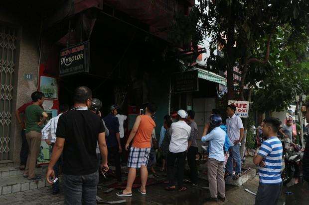 Cháy lớn tại văn phòng ở Đà Nẵng, nhiều tài sản bị thiêu rụi - Ảnh 3.