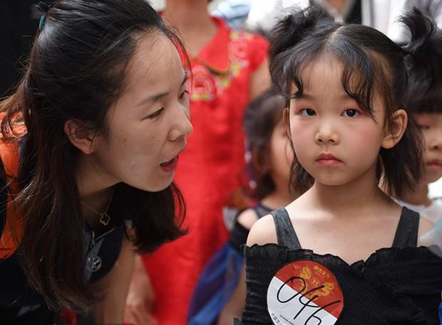 Bùng nổ ngành công nghiệp mẫu nhí tại Trung Quốc - Ảnh 1.