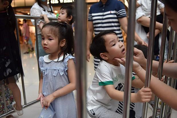 Bùng nổ ngành công nghiệp mẫu nhí tại Trung Quốc - Ảnh 10.