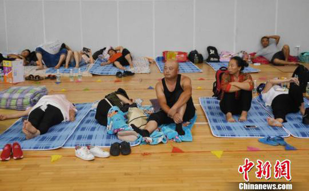Bão Lekima đổ bộ vào tỉnh Chiết Giang: Hơn 700.000 người phải sơ tán - Ảnh 2.