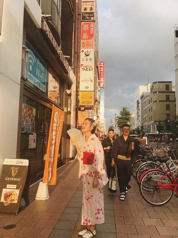 Loạt trải nghiệm mùa hè đỉnh như anime Nhật Bản: Bắt bọ cánh cứng, ngắm đom đóm trong rừng và ăn kem cho đến khi nào nổ não thì thôi! - Ảnh 15.