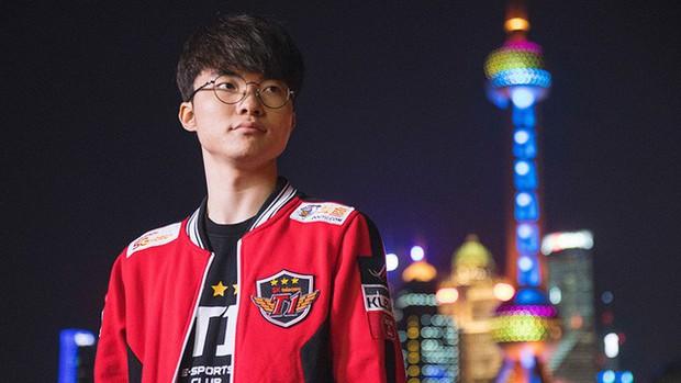 LMHT: Game thủ quốc tế cho rằng nên dựng tượng Faker giống như những huyền thoại thể thao truyền thống - Ảnh 1.