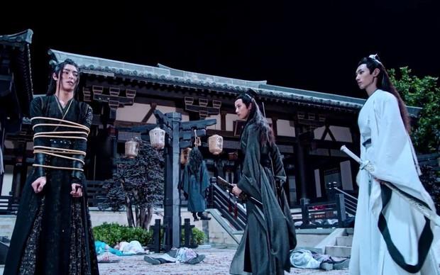 3 khoảnh khắc đam mỹ trong phim tình cảm huynh đệ Trần Tình Lệnh: Ngụy Anh và Lam Trạm có phải là tình nhất? - Ảnh 20.