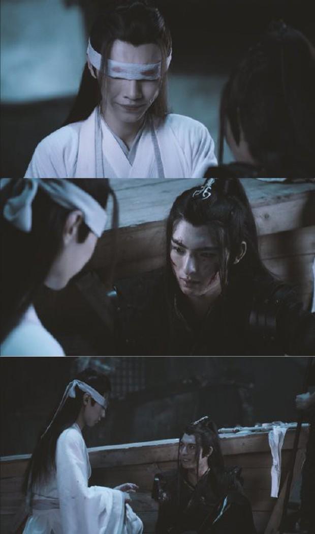 3 khoảnh khắc đam mỹ trong phim tình cảm huynh đệ Trần Tình Lệnh: Ngụy Anh và Lam Trạm có phải là tình nhất? - Ảnh 21.