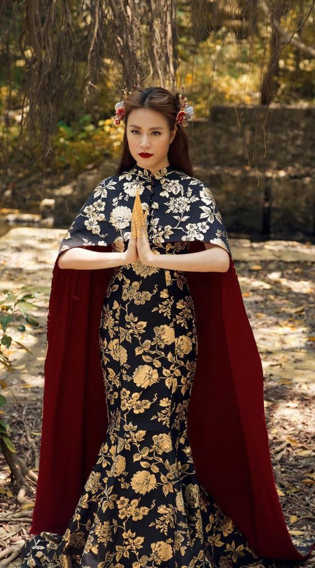 3 lần Hoàng Thùy Linh mang trang phục đậm văn hóa Việt vào MV ca nhạc: Đẹp mộng mị khiến người xem mãn nhãn - Ảnh 10.