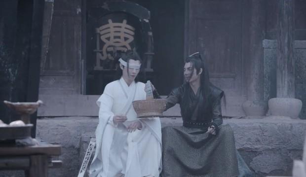 3 khoảnh khắc đam mỹ trong phim tình cảm huynh đệ Trần Tình Lệnh: Ngụy Anh và Lam Trạm có phải là tình nhất? - Ảnh 22.