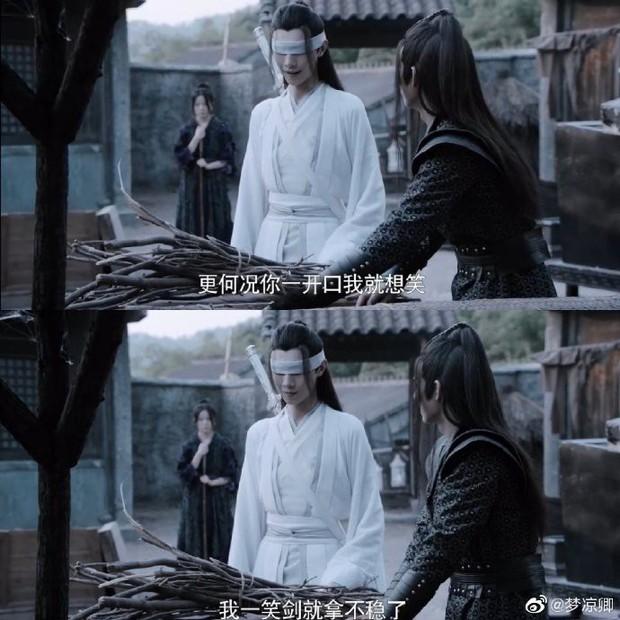 3 khoảnh khắc đam mỹ trong phim tình cảm huynh đệ Trần Tình Lệnh: Ngụy Anh và Lam Trạm có phải là tình nhất? - Ảnh 23.