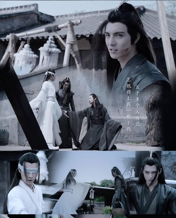 3 khoảnh khắc đam mỹ trong phim tình cảm huynh đệ Trần Tình Lệnh: Ngụy Anh và Lam Trạm có phải là tình nhất? - Ảnh 24.