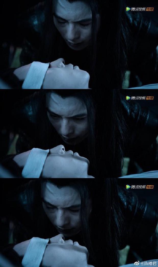 3 khoảnh khắc đam mỹ trong phim tình cảm huynh đệ Trần Tình Lệnh: Ngụy Anh và Lam Trạm có phải là tình nhất? - Ảnh 28.