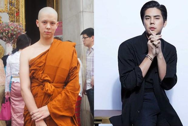 Dàn nam thần Thái siêu hot xuống tóc đi tu báo hiếu cha mẹ: Thay đổi ngoạn mục, gây sốt vì ngoại hình tự nhiên - Ảnh 27.