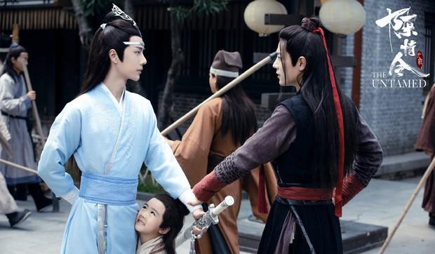 3 khoảnh khắc đam mỹ trong phim tình cảm huynh đệ Trần Tình Lệnh: Ngụy Anh và Lam Trạm có phải là tình nhất? - Ảnh 12.