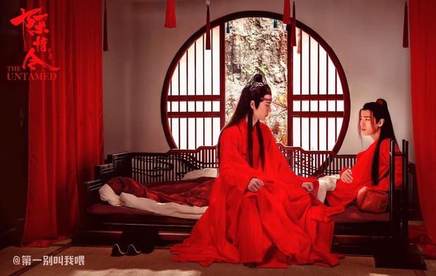 3 khoảnh khắc đam mỹ trong phim tình cảm huynh đệ Trần Tình Lệnh: Ngụy Anh và Lam Trạm có phải là tình nhất? - Ảnh 16.