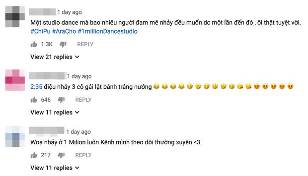 Fan Kpop trầm trồ Chi Pu là ca sĩ Vpop đầu tiên có MV phiên bản Dance tại 1Million Dance Studio - Ảnh 5.