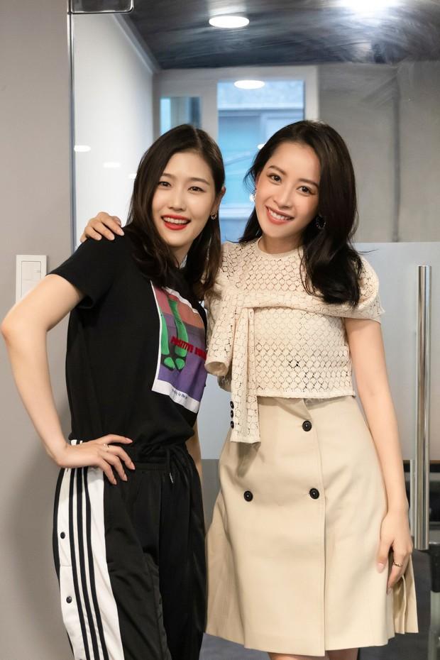 Fan Kpop trầm trồ Chi Pu là ca sĩ Vpop đầu tiên có MV phiên bản Dance tại 1Million Dance Studio - Ảnh 2.