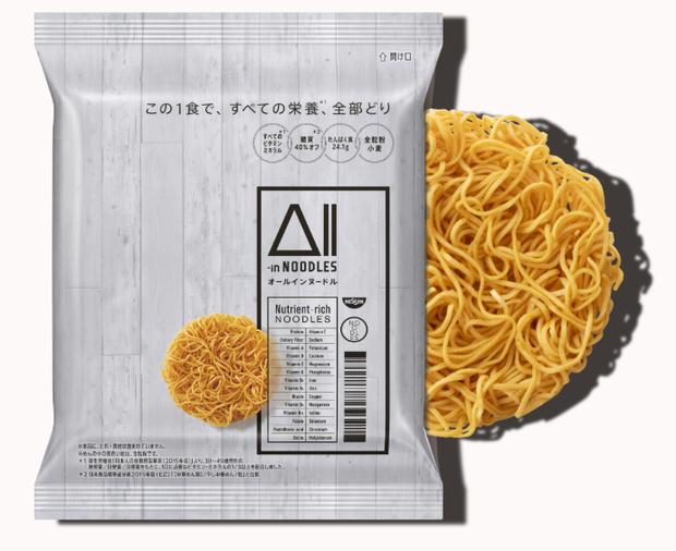 Ai nói mì ăn liền thiếu lành mạnh? Nhật Bản phát minh món mì ăn liền đủ dưỡng chất chẳng thua kém cơm canh nhà làm đây - Ảnh 1.