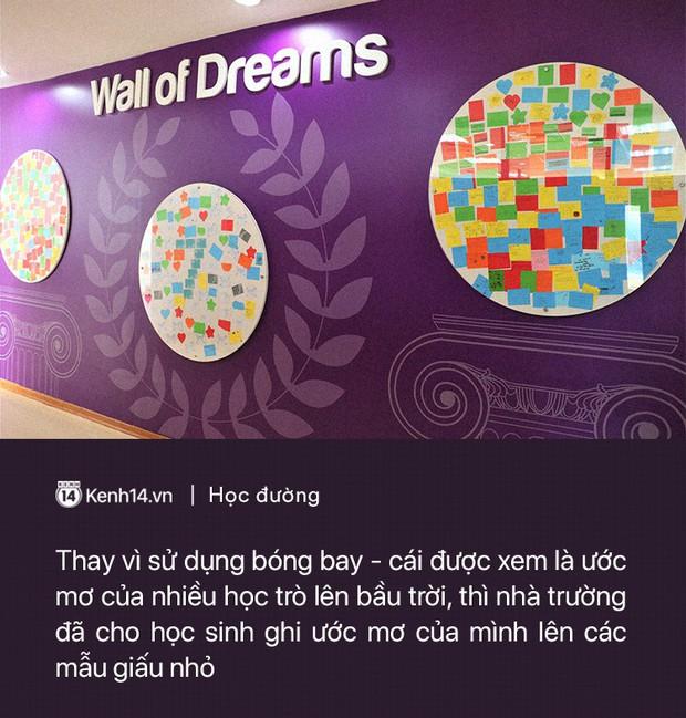 Ở Hà Nội có một ngôi trường đã nhiều năm không thả bóng bay ngày khai giảng, bảo vệ môi trường là phương châm giáo dục chính - Ảnh 2.