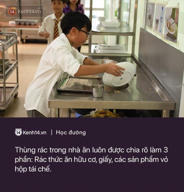 Ở Hà Nội có một ngôi trường đã nhiều năm không thả bóng bay ngày khai giảng, bảo vệ môi trường là phương châm giáo dục chính - Ảnh 3.