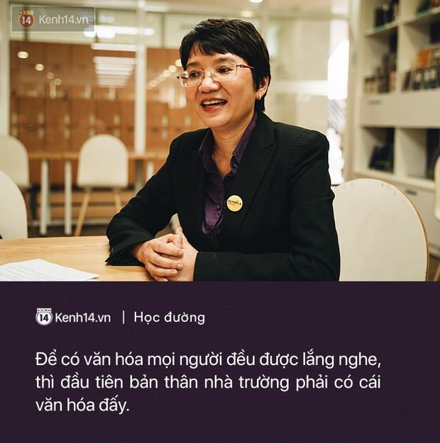 Ở Hà Nội có một ngôi trường đã nhiều năm không thả bóng bay ngày khai giảng, bảo vệ môi trường là phương châm giáo dục chính - Ảnh 8.
