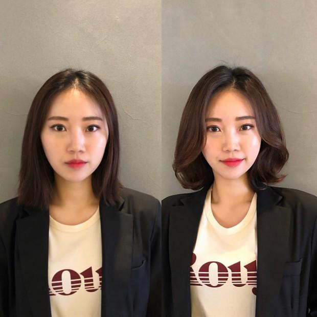 10 màn đổi tóc same same nhưng khác biệt cho thấy chỉ một thay đổi nhỏ cũng làm thăng hạng nhan sắc tột bậc - Ảnh 10.