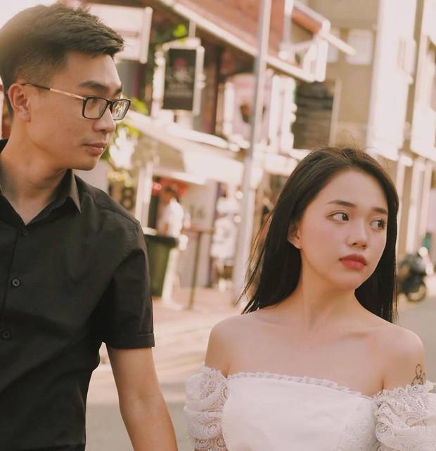 Hot streamer Linh Ngọc Đàm tiết lộ từng yêu người đồng giới, được bạn trai động viên trước tin đồn lộ clip nóng - Ảnh 2.