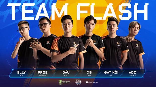 Vòng Play-off tuyển chọn đội tuyển Liên Quân dự SEA Games: Team Flash và IGP Gaming chắc suất, cuộc chiến top 4 vẫn còn căng thẳng - Ảnh 2.