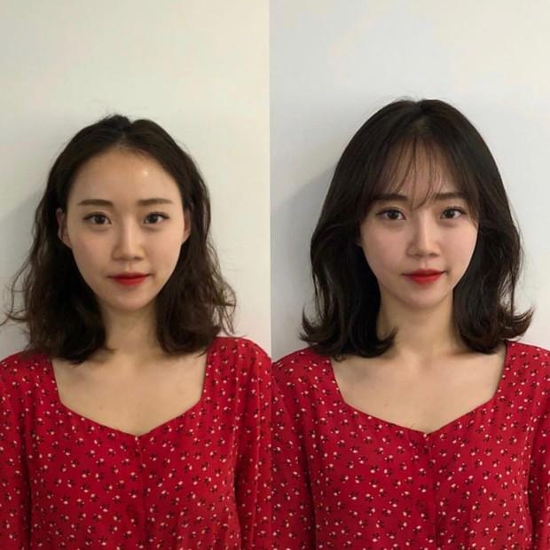 10 màn đổi tóc same same nhưng khác biệt cho thấy chỉ một thay đổi nhỏ cũng làm thăng hạng nhan sắc tột bậc - Ảnh 8.