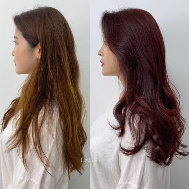 10 màn đổi tóc same same nhưng khác biệt cho thấy chỉ một thay đổi nhỏ cũng làm thăng hạng nhan sắc tột bậc - Ảnh 9.