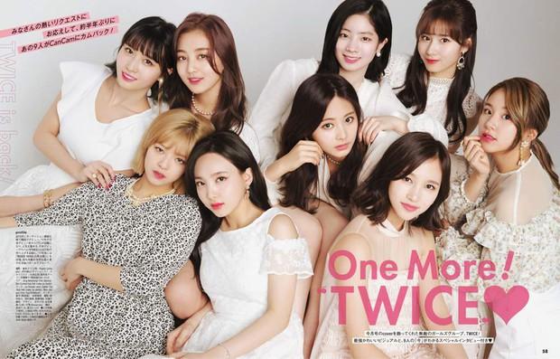 BXH 30 girlgroup hot nhất xứ Hàn: TWICE vượt mặt luôn BLACKPINK nhờ 2 tin hẹn hò liên tiếp, vị trí của SNSD mới bất ngờ - Ảnh 1.
