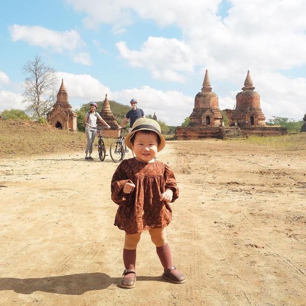 Muốn có con mà sợ vướng chân không đi du lịch được, xem ngay bộ ảnh của gia đình trẻ này để trấn an tinh thần nè! - Ảnh 11.