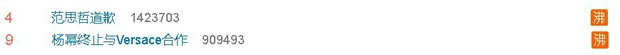Versace dính phốt nặng tại Trung Quốc, Dương Mịch tức tốc chấm dứt hợp đồng đại diện mới ký chưa đầy 2 tháng - Ảnh 6.