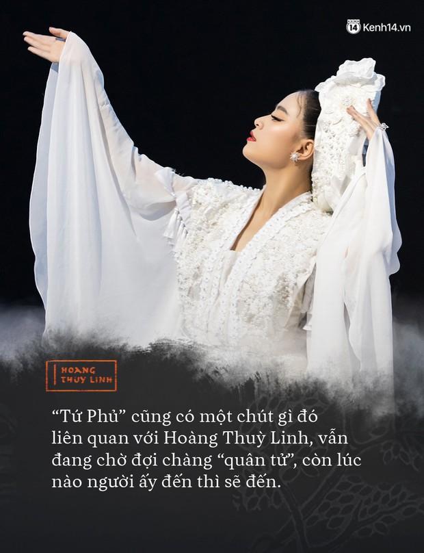 """Hoàng Thuỳ Linh: """"Người ta sẽ nói tôi ngông cuồng khi làm Tứ Phủ - Ảnh 12."""