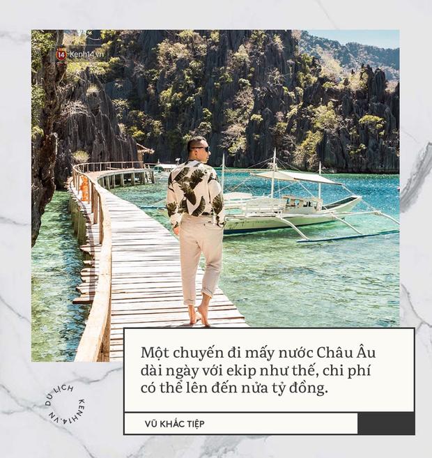 Vũ Khắc Tiệp và ngã rẽ review du lịch luxury: Đã đi hơn 50 quốc gia, quyết nói không với du lịch bình dân! - Ảnh 4.