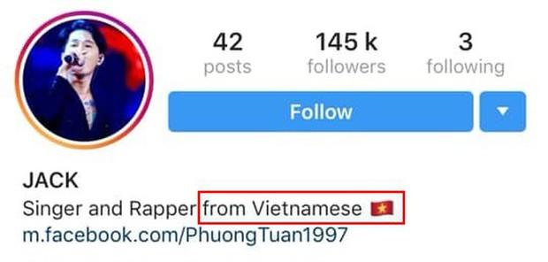 Sóng gió vẫn chưa chịu dừng lại, Jack bị soi ra lỗi sai tiếng Anh cơ bản: Im from Vietnamese - Ảnh 2.
