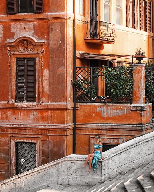 """Kỳ lạ """"bậc thang Tây Ban Nha"""" nhưng lại nằm ở Ý, luôn chật kín người lại có quy định phạt vô cùng khắt khe? - Ảnh 24."""