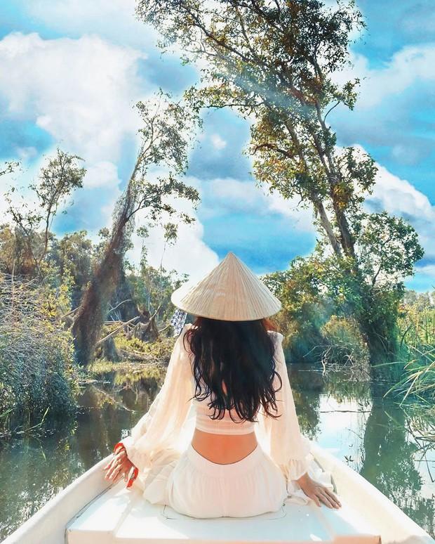 Lên hình siêu ảo 4 khu rừng tràm nổi đình đám ở miền Tây, liệu ngoài đời có đẹp như trên ảnh? - Ảnh 20.