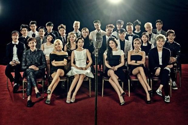 Chuyện yêu sách - cạch mặt của SM, YG và JYP - 3 công ty giải trí lớn lâu đời nhất Kpop - Ảnh 6.