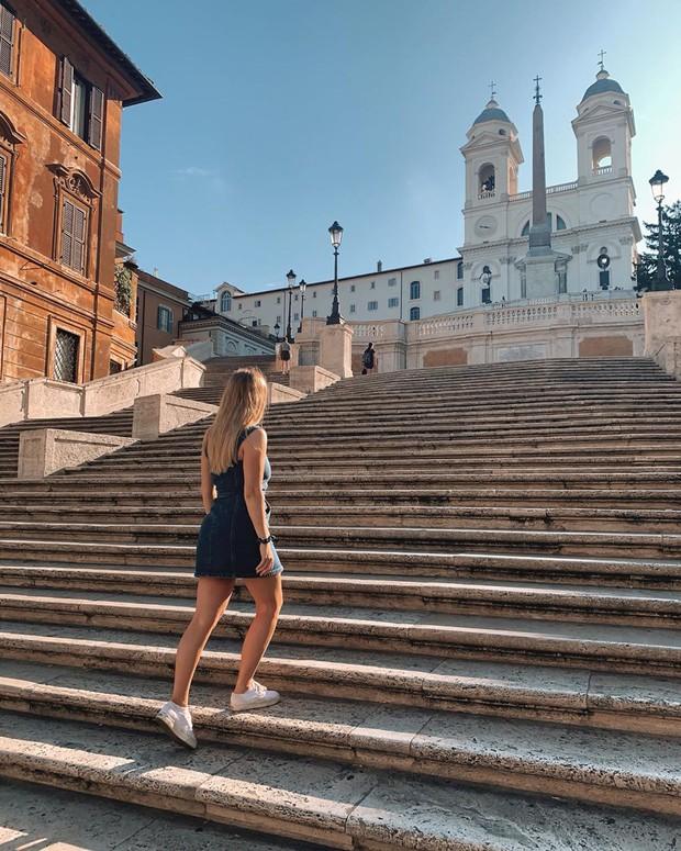 """Kỳ lạ """"bậc thang Tây Ban Nha"""" nhưng lại nằm ở Ý, luôn chật kín người lại có quy định phạt vô cùng khắt khe? - Ảnh 6."""